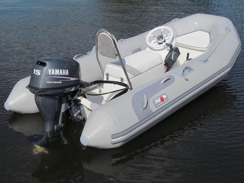 Sell my yacht RIB image