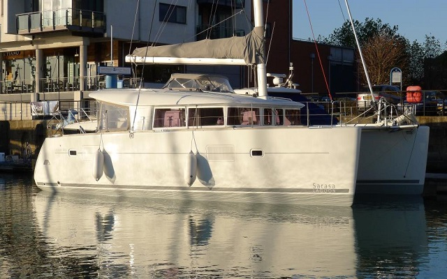 Lagoon 400 Catamaran - SOLD