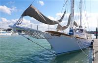 Staysail Schooner - SOLD