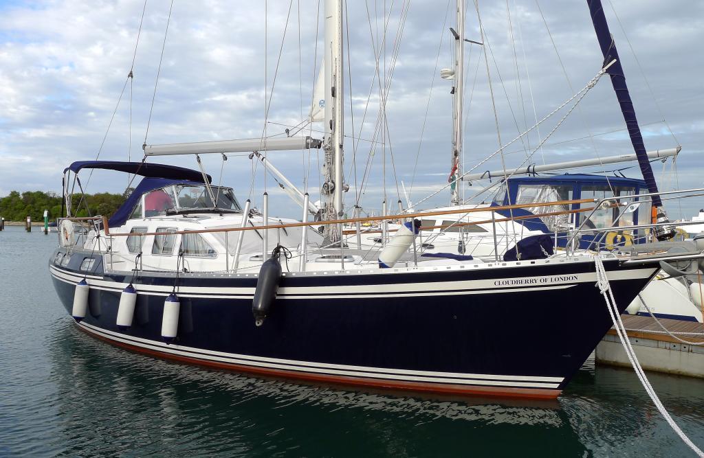 Nauticat 42 - SOLD