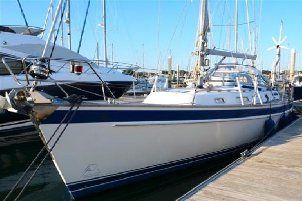 Hallberg Rassy 40 - UNDER OFFER